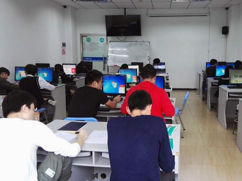 嘉华金蛛东莞校区网营104班毕业啦!